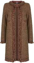 M Missoni Metallic Bouclé Coat
