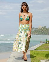 Verandah Anj Triangle Bikini Top