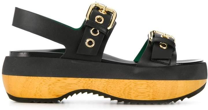 Sandals Platform Buckle Buckle Platform Sandals Detail Platform Sandals Platform Detail Buckle Detail Buckle Detail rhdxtsQC