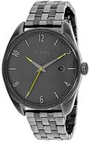 Nixon Bullet A418-2090 Women's Gunmetal Stainless Steel Watch