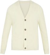 Acne Studios Konic Deep V-neck Knit Cardigan