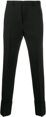 Givenchy Rolled Cuffs Tailored Trousers