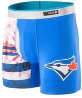 Stance Men's MLB Tie Dye Toronto Jays Boxer Brief Underwear XL