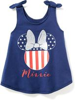 Old Navy Disney© Minnie Mouse Americana Tank for Toddler Girls