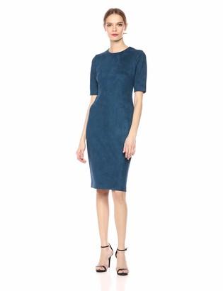 Anne Klein Women's Scuba Sheath Dress