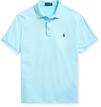 Polo Ralph Lauren Slim-Fit Cotton-Terry Polo Shirt