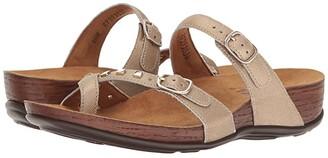 SAS Jett (Metallic Gold) Women's Shoes
