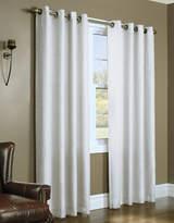 Home Studio Upscale Lined Voile Window Panel
