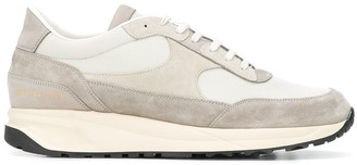 Common Projects Suede Panel Sneakers