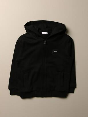 Dolce & Gabbana Dolce Gabbana Sweatshirt With Logo And Hood