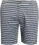 "Onia The Calder 7.5"" striped swim shorts"