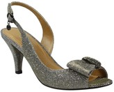 J. Renee Open-Toe High-Heel Slingback Sandals -Luanda