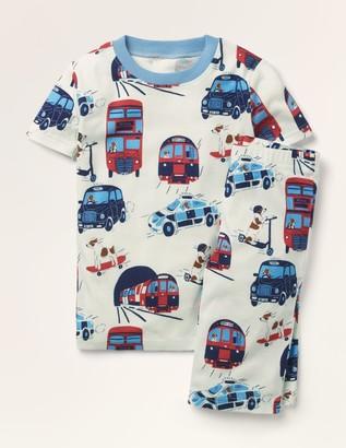 Cosy Short John Pyjamas