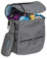 Columbia® Rugged PathTM Expandable Messenger Diaper Bag in Graphite