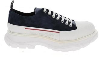 Alexander McQueen Logo Tread Sneakers
