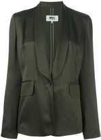 MM6 MAISON MARGIELA one button blazer