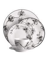 Michael Aram 5-Piece Black Orchid Dinnerware Place Setting