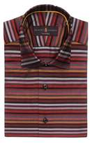 Robert Talbott Crespi Iii Tailored Fit Dress Shirt.
