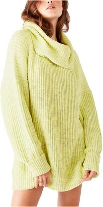 Free People Leo Tunic Sweater
