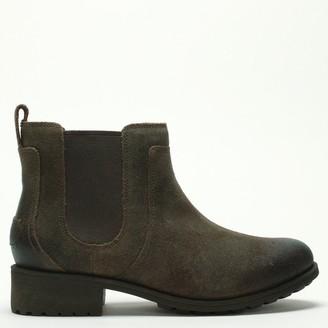 UGG Bonham II Dove Leather Chelsea Boots