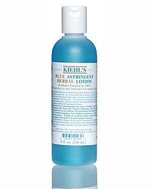 Kiehl's Blue Astringent Herbal Lotion 8.4 oz.