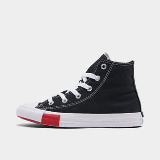 Converse Little Kids' Chuck Taylor All Star Premium High Top Casual Shoes