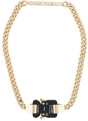 Alyx Buckled Chain Necklace
