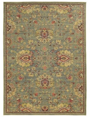 """Tommy Bahama Cabana Oriental Hooked Multicolor Indoor / Outdoor Area Rug Home Rug Size: Rectangle 1'10"""" x 3'3"""""""