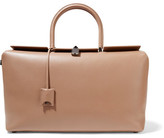 Tom Ford India Large Leather Tote - Beige