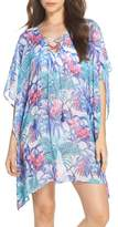 Tommy Bahama Majorelle Cover-Up Tunic