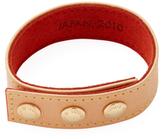 Louis Vuitton Vintage Vachetta Bangle Bracelet