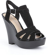 Gianni Bini Welton Wedge Sandals