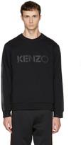 Kenzo Black Logo Sweatshirt