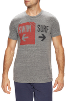 Sol Angeles Surf Swim Crewneck Tee