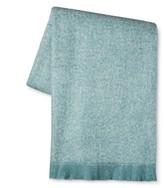"Threshold Gray Throw Blanket (50""x60"")"