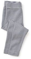 Tea Collection Striped Legging in Navy/White