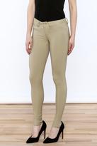 YMI Jeanswear Beige Jeans
