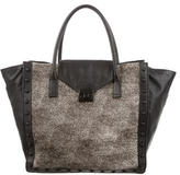 Loeffler Randall Ponyhair Leather Tote