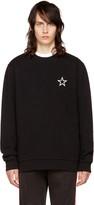 Givenchy Black Star Sweatshirt
