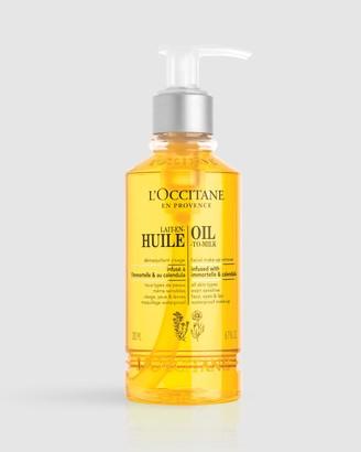 L'Occitane Cleansing Oil-to-Milk