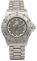 Tag Heuer 3000 932.213 Stainless Steel with Gray Dial 34mm Unisex Watch