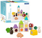 Guidecraft Sensory Stacking Blocks