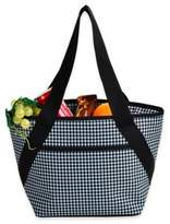 Picnic at Ascot Insulated Cooler Lunch Tote in Houndstooth