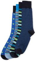 Lorenzo Uomo 4-Pack Socks Gift Box