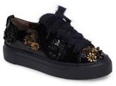 AGL Women's Flower Platform Sneaker
