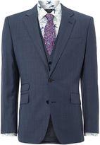 New & Lingwood Coledale End On End Ticket Pocket Suit Jacket