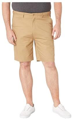 Levi's(r) Big & Tall Big Tall 502tm True Chino Shorts (Light Blue) Men's Shorts
