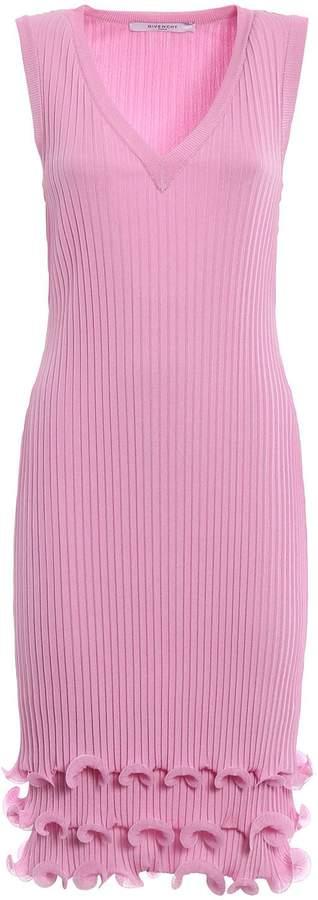 Givenchy Ruffle Dress