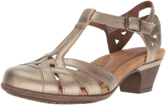 Rockport Women's Aubrey Heeled Sandal
