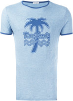 Marc Jacobs tropical print T-shirt - men - Cotton - S